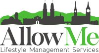 Allow Me Logo