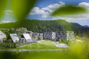 The Rocksresort in Laax, a great place for a corporate meeting/weekend away and much more